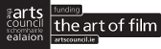 The Arts Council funding the art of film